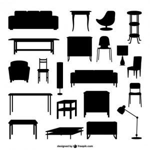 Havemøbler eller normale møbler i udestuen